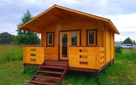 В нашем каталоге Вы можете выбрать дачный дом из минибруса разных размеров и для разных целей