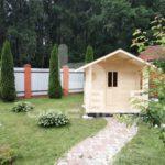 Садовый дом для детей «Стандарт»