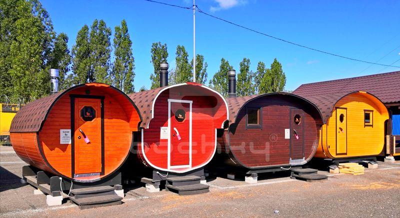 Выставочная площадка Bochky в Нижнем-Новгороде